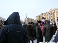 пл.Ленина, Масленица