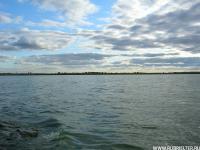 Горькое озеро, вечер