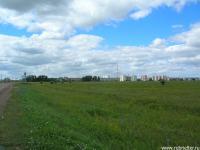 Рубцовск со стороны старой барнаульской трассы