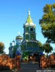 Рубцовск Ммхайло-Архангельская церковь