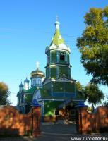 Ммхайло-Архангельская церковь