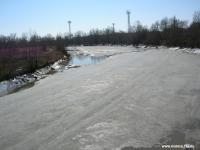 Весна. Алей до схода льда