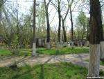 Рубцовск Весна. Детский парк