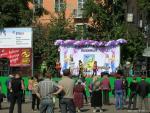 Рубцовск День Города. Площадь Ленина