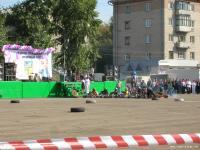 День Города. Площадь Ленина. На следующий день, картинги