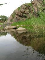 Лето. река Кизиха