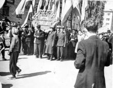 Рубцовск Демонстрация (прислал Мясников Александр)