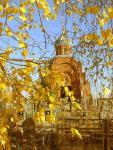 Рубцовск Часовня на кладбище