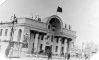 Кинозал АТЗ 1968год