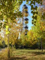 Чёртово колесов в парке им. Кирова