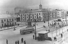 Рубцовск пл.Сталина