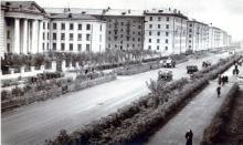 Рубцовск пр.Ленина, 60е