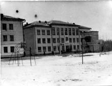 Рубцовск 1960г. Школа №7