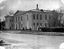 Рубцовск 1969г. Комитет КПСС (Администрация города)
