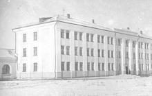 Рубцовск Рубцовский машиностроительный техникум