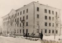 Общежитие РМТ (машиностроительного техникума) 1962 год (прислано: Nikolaj Nepscha)