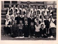 Школа им. Кирова 1955-56