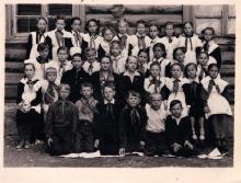Рубцовск Школа им. Кирова 1955-56