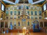 Рубцовск иконостас Михайло-Архангельского храма