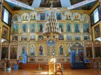 иконостас Михайло-Архангельского храма