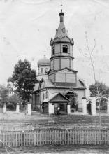 Рубцовск Церковь