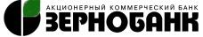 Логотип ЗЕРНОБАНК Рубцовский филиал